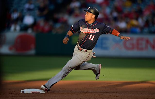 Jorge Polanco has played an elite-level shortstop for the Minnesota Twins in 2019. (AP)