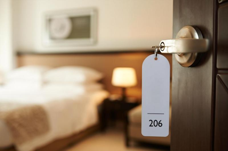 The simple way to get a room upgrade is to ask. Photo: Getty