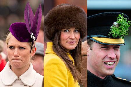 <p>The royals have a peculiar penchant for sporting a statement hat. Here are the latest offerings in headwear from the younger generation of royals.</p>