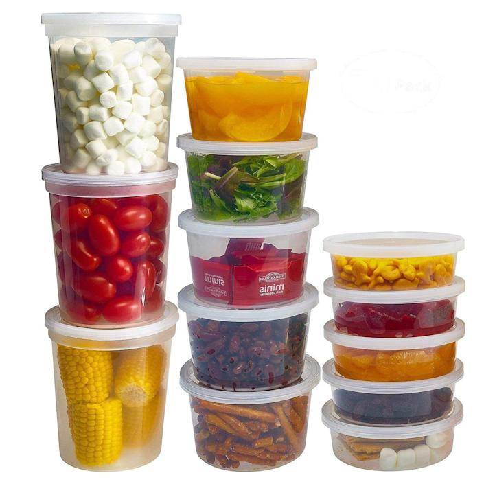 Produce Storage Containers