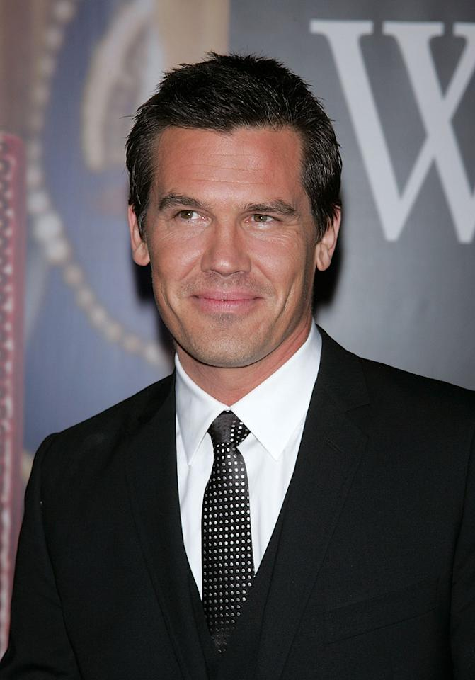 "<a href=""http://movies.yahoo.com/movie/contributor/1800019611"">Josh Brolin</a> at the New York premiere of <a href=""http://movies.yahoo.com/movie/1810026489/info"">W.</a> - 10/14/2008"