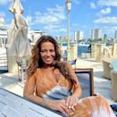 """<p><strong>Location:</strong> Boca Raton, Florida</p> <p>She's out in Boca Raton! Dolores Catania from <em>Real Housewives of New Jersey</em> kissed the Garden State goodbye for a trip down South, enjoying some <a href=""""https://www.instagram.com/p/B8WyMTzJh-H/"""" rel=""""nofollow noopener"""" target=""""_blank"""" data-ylk=""""slk:rest and relaxation"""" class=""""link rapid-noclick-resp"""">rest and relaxation</a> in the sun. She stayed at the <a href=""""https://www.bocaresort.com/"""" rel=""""nofollow noopener"""" target=""""_blank"""" data-ylk=""""slk:Boca Raton Resort & Club"""" class=""""link rapid-noclick-resp"""">Boca Raton Resort & Club</a>, a Waldorf Astoria property, and spent plenty of time at the resort's Boca Beach Club.</p>"""