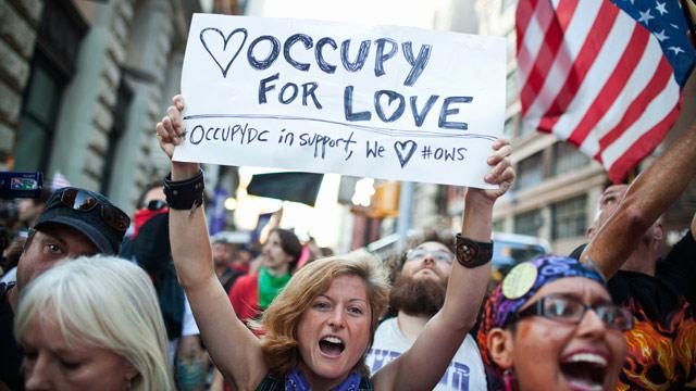 Occupy Wall Street: 25 Arrests Made as Movement Celebrates 1-Year Anniversary