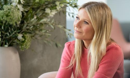 Psychedelic drugs have lost their cool. Blame Gwyneth Paltrow and her Goop
