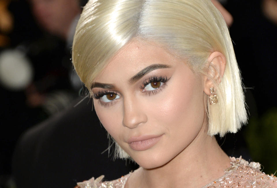 Kylie Jenner may or may not be pregnant but the bump-watch needs to stop [Photo: PA Images]