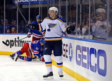 St. Louis' GM says Tarasenko has a chance to be ''one of the premier goal-scorers of this era.'' (USA Today)