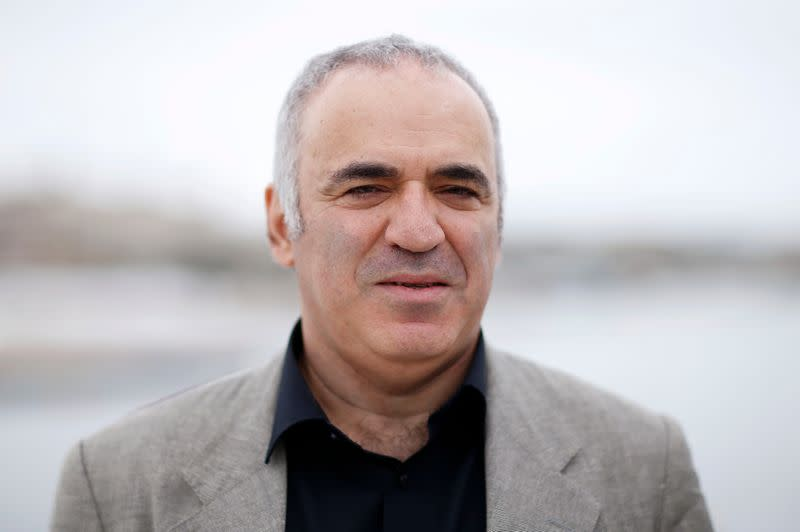 Kasparov to take part in online Nations Cup amid pandemic