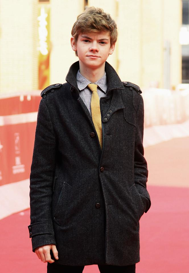 <b>Thomas Brodie-Sangster as Jojen Reed</b><br><br>Jojen is a mysterious and enigmatic young man, who becomes an important ally to Bran Stark.