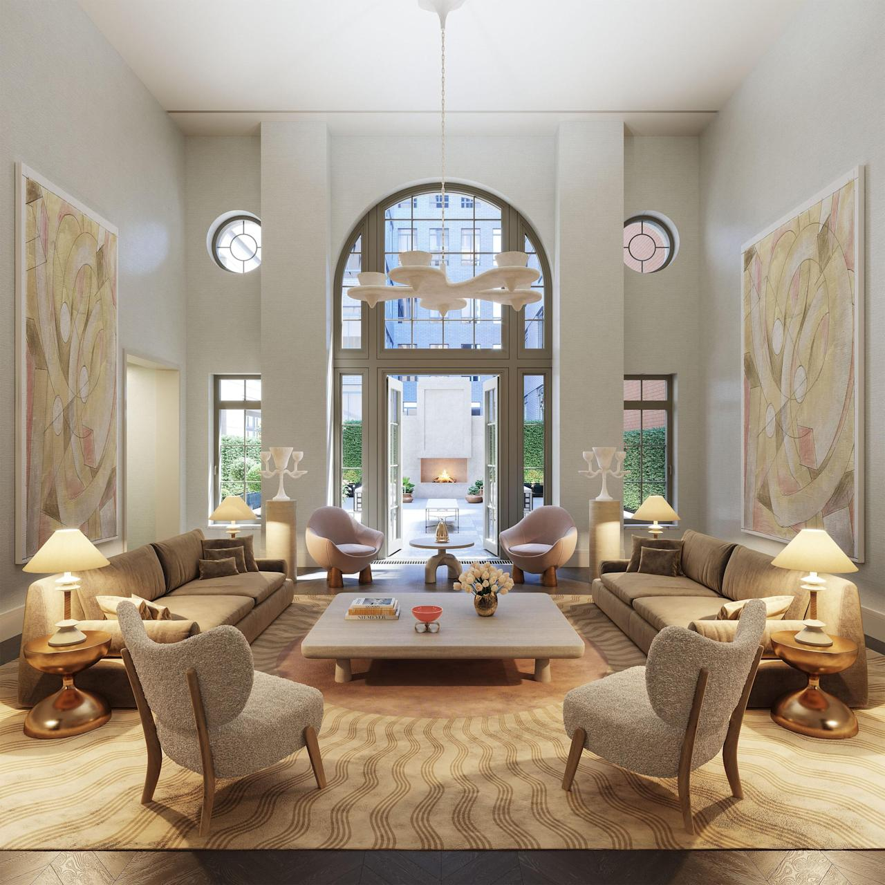 220 Central Park South Apartment: Robert A.M. Stern Set To Launch His Most Distinctive