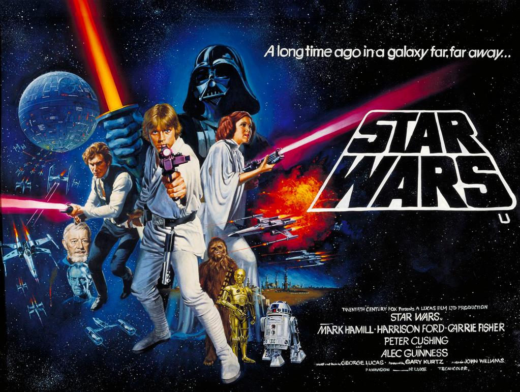 """<b>Take a Chance</b><br>Citing budgetary concerns, United Artists and Universal Studios both passed on Lucas's original synopsis of """"Star Wars."""" 20th Century Fox executive Alan Ladd Jr., son of <a href=""""http://movies.yahoo.com/person/alan-ladd/"""">the famous actor</a>, decided to give the young writer/director a chance, even though Lucas had written and directed only two features up to that point: """"THX 1138"""" (1971) and """"American Graffiti"""" (1973), which was still months away from earning five Oscar nominations. Though Ladd wasn't sold on the technical aspects of the film, he believed in Lucas himself. """"[Ladd] invested in me, he did not invest in the movie,"""" <a>said Lucas</a>."""