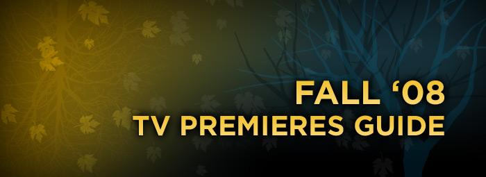 We've gathered the most important Fall TV premiere dates into one convenient location. Click through this slideshow to find out which of your favorite shows will be the first to return with fresh episodes.