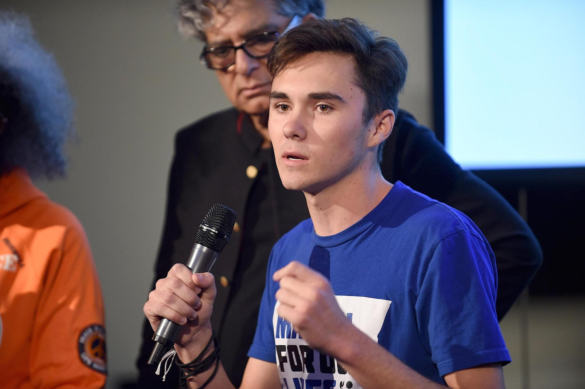 David Hogg launching pillow company to 'put MyPillow out of business' thumbnail