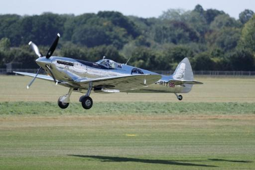 The�43,500-kilometre (27,000-mile) adventure westwards around the globe will be the first time a Spitfire will ever have circumnavigated the planet