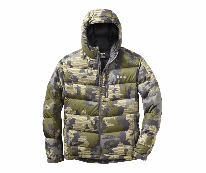"""<p>kuiu.com</p><p><strong>$399.00</strong></p><p><a href=""""https://go.redirectingat.com?id=74968X1596630&url=https%3A%2F%2Fwww.kuiu.com%2Fsuper-down-pro-hooded-jacket%2F50018.html&sref=https%3A%2F%2Fwww.popularmechanics.com%2Fadventure%2Foutdoor-gear%2Fg35567198%2Fhunting-gear%2F"""" rel=""""nofollow noopener"""" target=""""_blank"""" data-ylk=""""slk:Buy Now"""" class=""""link rapid-noclick-resp"""">Buy Now</a></p><p>Because I am occasionally moronic, I once flew to Alaska in early autumn and neglected to pack a heavy-duty insulating layer. A Kuiu Super Down Pro Hooded Jacket, loaned by a merciful salmon guide, saved me. The coat, which runs a touch small, weighs a featherlight 13.4 ounces and is stuffed with water-resistant 850+ fill goose down. If it's tough enough for Alaska, it's tough enough for terribly cold weather almost anywhere. </p><p><a class=""""link rapid-noclick-resp"""" href=""""https://go.redirectingat.com?id=74968X1596630&url=https%3A%2F%2Fwww.kuiu.com%2Fsuper-down-pro-hooded-jacket%2F50018.html&sref=https%3A%2F%2Fwww.popularmechanics.com%2Fadventure%2Foutdoor-gear%2Fg35567198%2Fhunting-gear%2F"""" rel=""""nofollow noopener"""" target=""""_blank"""" data-ylk=""""slk:Shop Men's"""">Shop Men's</a> 