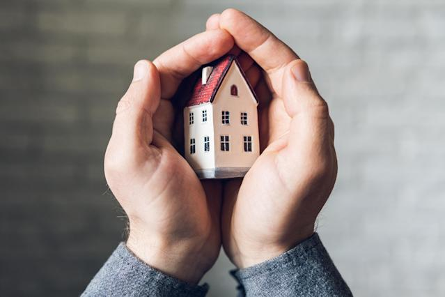Home ownership in the UK is forecast to fall following the coronavirus crisis. Photo: Getty