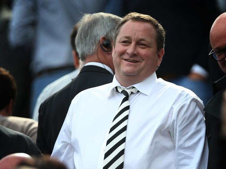 Newcastle owner Mike Ashley sells his stake in Rangers to supporters' group