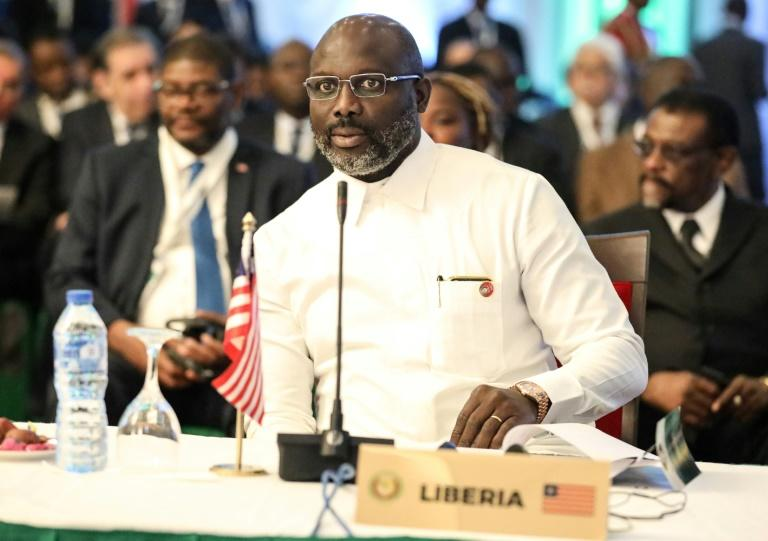 Liberian President George Weah is under growing pressure from the opposition over his handling of the country's economic crisis