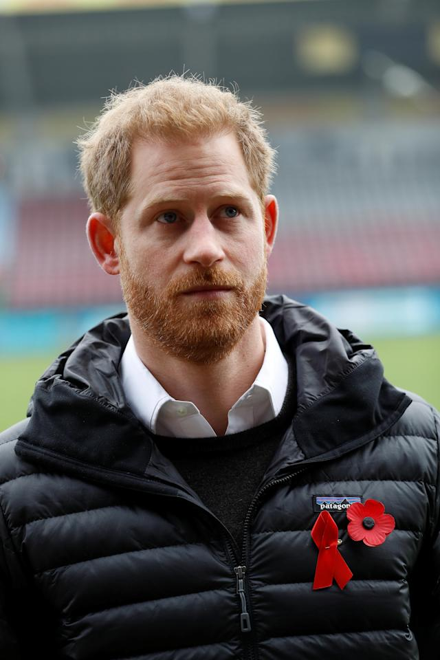 Prince Harry needs to choose his friends wisely, Duncan Larcombe warned on Yahoo UK's The Royal Special (Picture: REUTERS/Peter Nicholls/Pool)