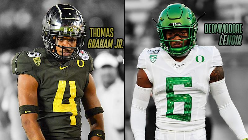 What the Oregon Ducks' secondary could look like in 2021