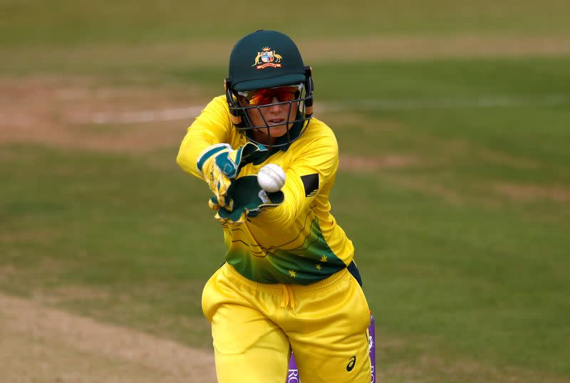 Women's Ashes - Second One Day International - England v Australia