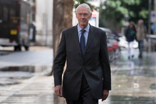 Sir Martin Moore-Bick is the chairman of the Grenfell public inquiry