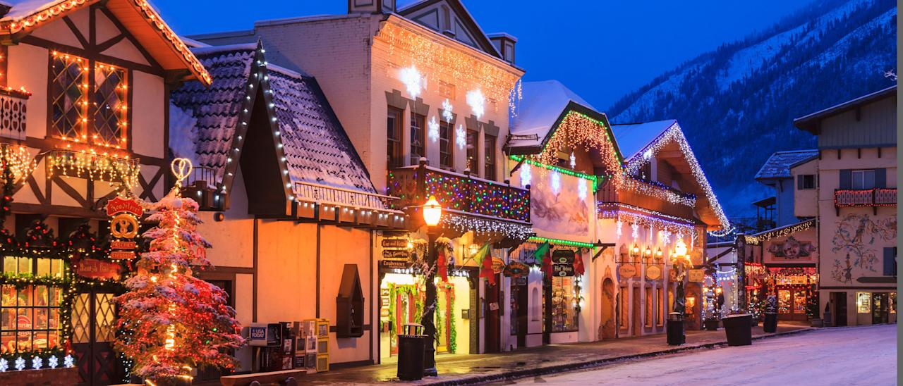 23 Of The Most Charming Christmas Towns In America