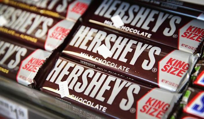 Hershey Bars Might Be a Thing of the Past as Company Sets Targets on Meat Bar Market