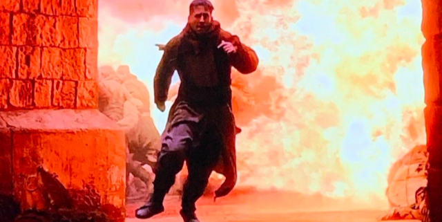 Aaron Rodgers Spotted On 'Game Of Thrones'