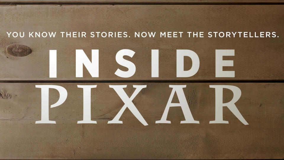 'Inside Pixar'. (Credit: Disney+)