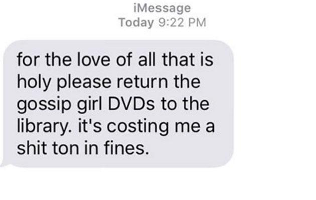 The most brutal texts from exes