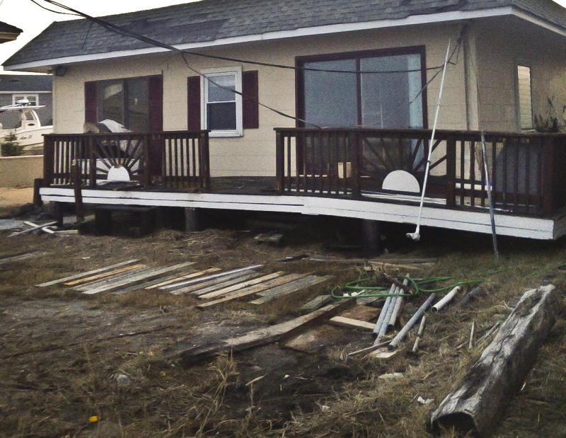 Families fear Sandy killed cottages, traditions
