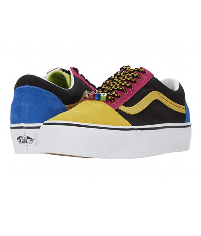 "<p><strong>Vans</strong></p><p>zappos.com</p><p><strong>$64.95</strong></p><p><a href=""https://go.redirectingat.com?id=74968X1596630&url=https%3A%2F%2Fwww.zappos.com%2Fp%2Fvans-old-skool-platform%2Fproduct%2F8892800&sref=https%3A%2F%2Fwww.seventeen.com%2Ffashion%2Ftrends%2Fg35256812%2Fsneaker-trends-2021%2F"" rel=""nofollow noopener"" target=""_blank"" data-ylk=""slk:Shop Now"" class=""link rapid-noclick-resp"">Shop Now</a></p><p>In case you missed the other three pairs of elevated sneakers on this list, platforms are basically the only shoe trend that matters in 2021.</p>"