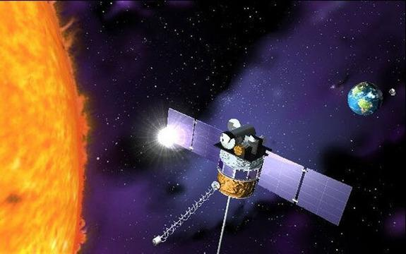 Long-Delayed Space Weather Satellite On Track for 2015 Launch