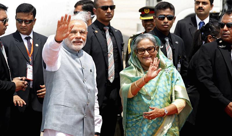 Bangladesh PM Sheikh Hasina to Visit India From 7 to 10 April