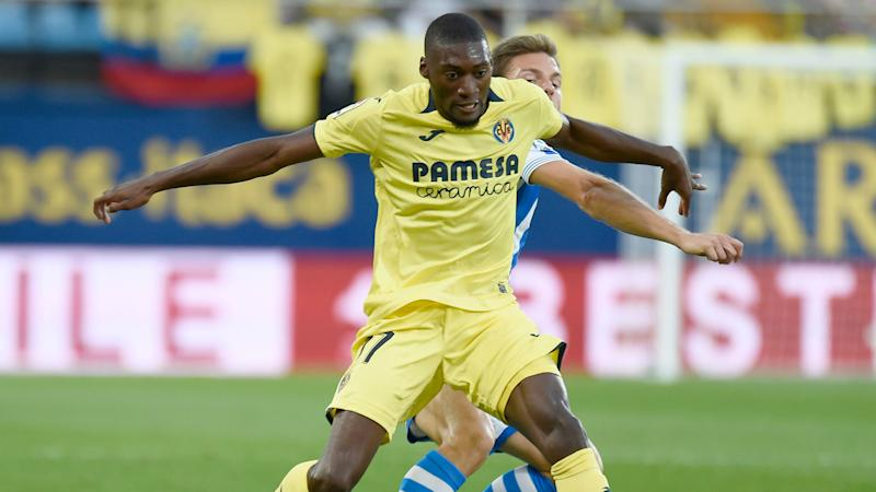 Karl Toko Ekambi's goal steers Villarreal away from La Liga relegation