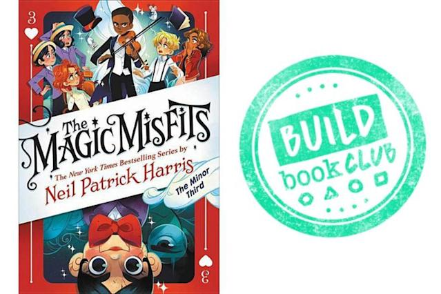 The Magic Misfits: The Minor Third by Neil Patrick Harris is a Build Book Club Pick. (Photo: Amazon)