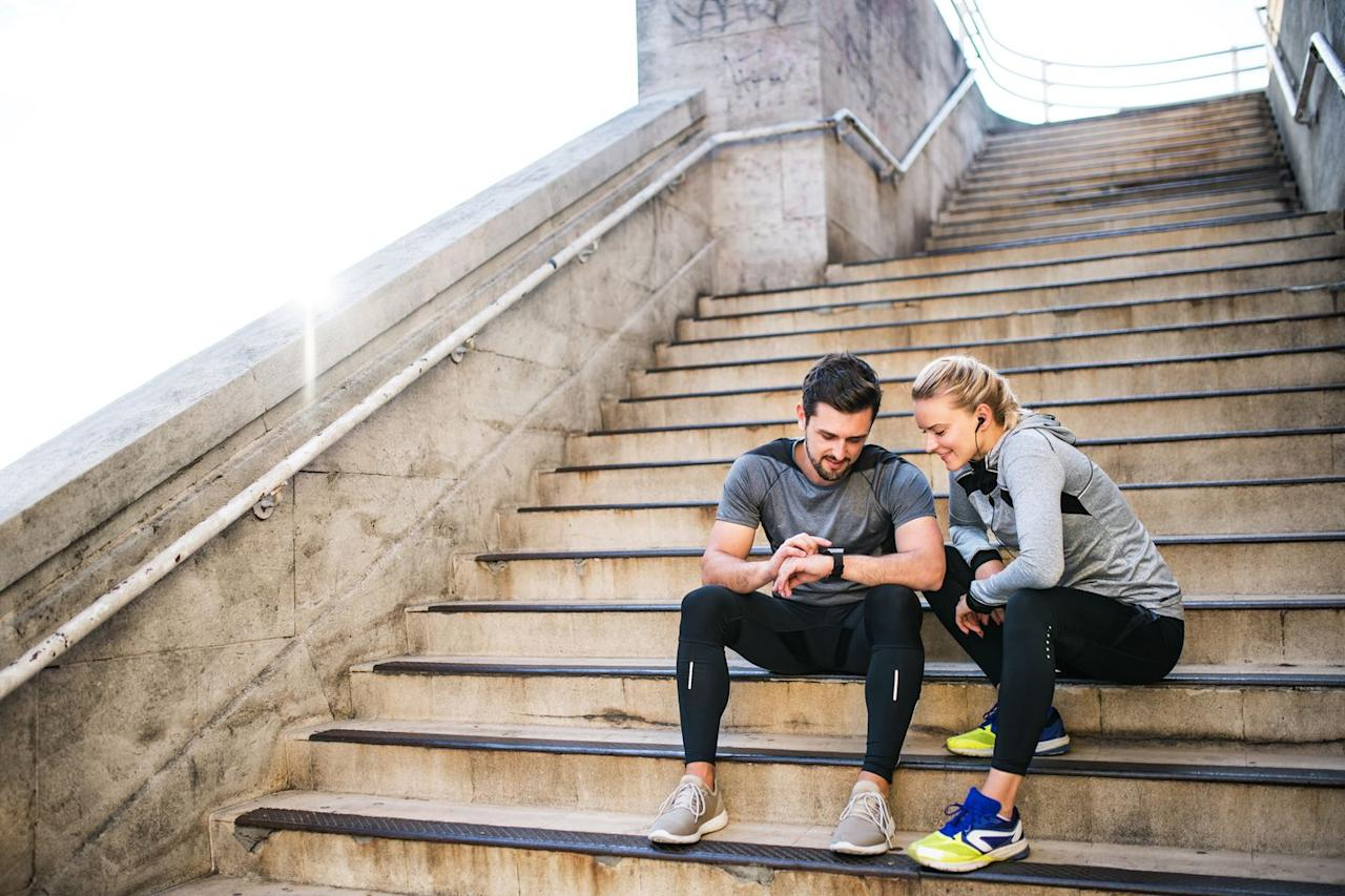 """<p>You know that class you've been dying to try? Tap your partner. 'You've got to get out of your rut to keep the excitement and passion going, and research shows the best way to do this is through small changes that upset your routine,' says Dr. Terri Orbuch, relationship expert and author of 5 Simple Steps to Take Your Marriage From Good to Great. 'Throw some unusual date nights, classes, or tandem gym sessions into the mix—novel experiences release the bonding chemical oxytocin in the brain.'<br></p><p><a href=""""https://www.womenshealthmag.com/relationships/g19062981/best-oscars-pda-moments/""""></a></p><p><a href=""""https://www.womenshealthmag.com/relationships/g19062981/best-oscars-pda-moments/""""></a></p>"""