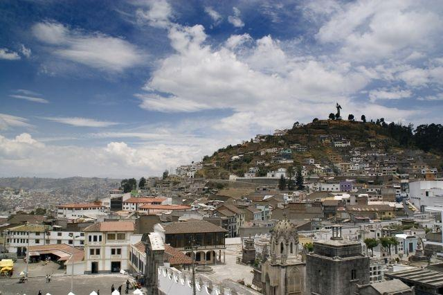 The leading Latin American destination for 2016? Quito, Ecuador