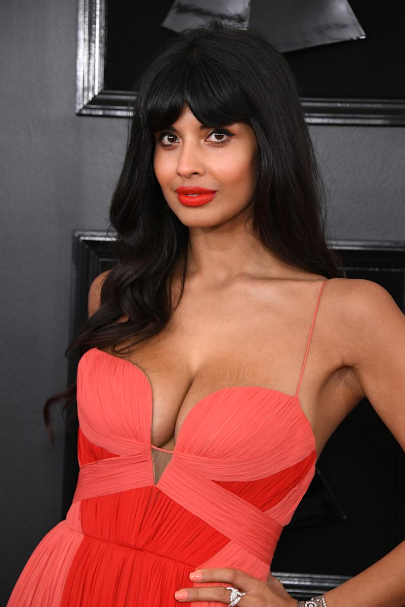 Jameela Jamil Loves Her Stretch Marks And Cellulite