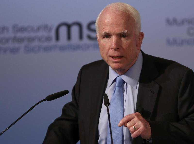 McCain Tells President To Release Wiretap Proof