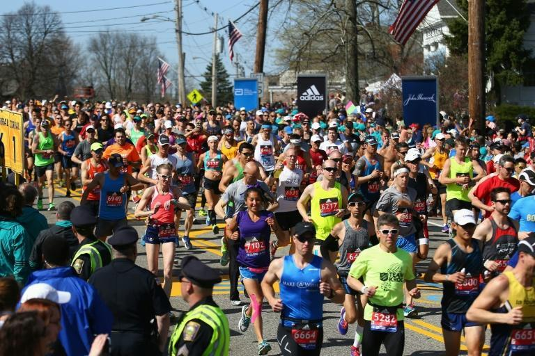 Next year's Boston Marathon has been postponed from its traditional April slot because of Covid-19 concerns