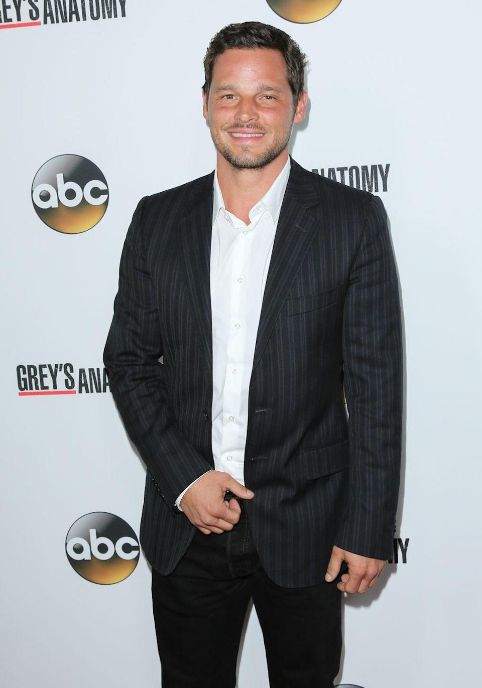 <p>His time as Alex Karev on <em>Grey's Anatomy </em>makes him instantly recognizable, but someone who stays off the radar is Justin's twin brother, Jason. </p>