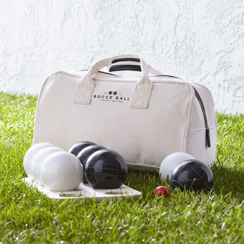 """<p><strong>BOCCE SET</strong></p><p>crateandbarrel.com</p><p><strong>$149.95</strong></p><p><a href=""""https://go.redirectingat.com?id=74968X1596630&url=https%3A%2F%2Fwww.crateandbarrel.com%2Fbocce-ball-set%2Fs223528&sref=https%3A%2F%2Fwww.countryliving.com%2Fshopping%2Fg32451842%2Ffather-in-law-gifts%2F"""" rel=""""nofollow noopener"""" target=""""_blank"""" data-ylk=""""slk:Shop Now"""" class=""""link rapid-noclick-resp"""">Shop Now</a></p><p>Weekends at home just got a lot more fun with this bocce ball set that your father-in-law will love. It comes with a canvas carrying bag, score pad, pencils, and instructions.</p>"""