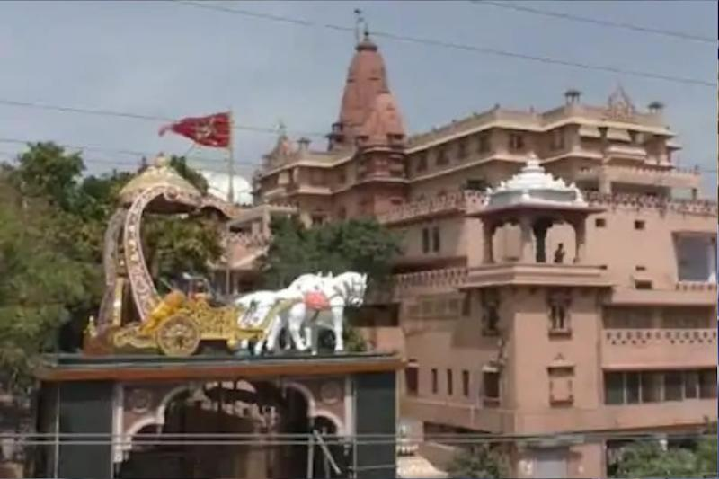 Mathura Court Admits Plea Seeking Removal of Mosque from Krishna 'Janmabhoomi'