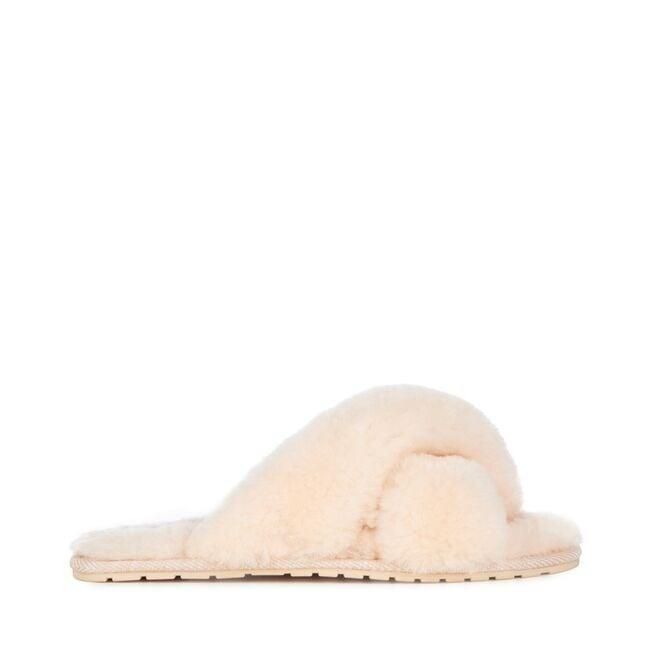 "<p>""All I've been wearing recently are fluffy slippers like these <span>Emu Mayberry Slippers</span> ($60). Just look how cozy!""</p>"