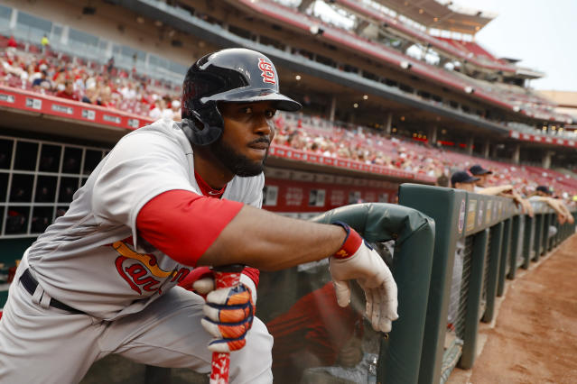 A reporter thought Dexter Fowler's swag was the reason he made an error. (AP Photo)