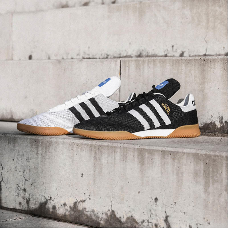 The Copa70 trainer from Adidas
