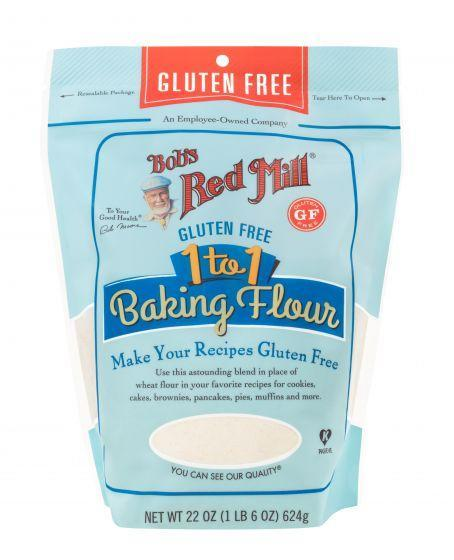 Bob's Red Mill Gluten-Free All-Purpose Baking Flour