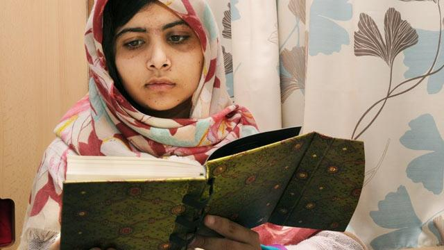 Pakistani Teen Malala Yousafzai to Author Book
