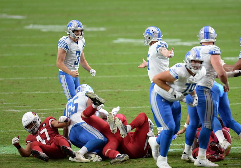 Lions pivotal play of the game: 4th quarter punting call pays off